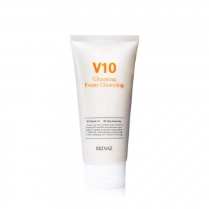 V10 Glaming Foam Cleansing 120ml