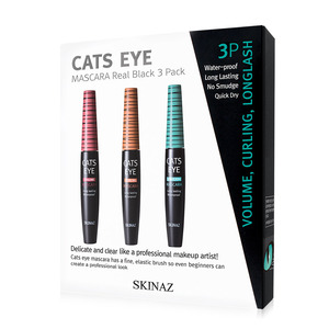 Cats Eye Mascara Trio Set