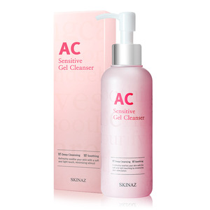 AC Sensitive Gel Cleanser 180ml
